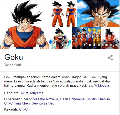 Son Goku - Dragon Ball Z