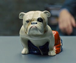 Skyfall M desk bulldog