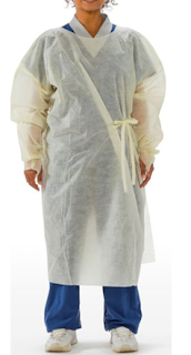 PPE - medical gowns