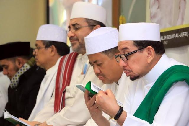 Ketua Majelis Syuro PKS Habib Salim Segaf Al Jufrie