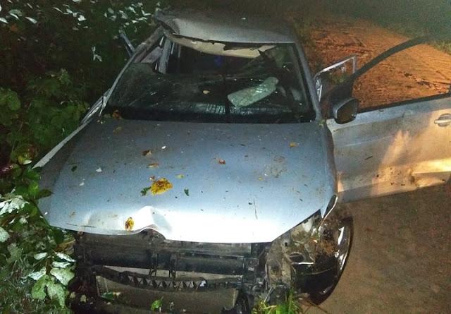 В Башкирии машина упала с моста в реку, погиб мужчина