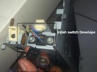 Tutorial cara ganti switch develope ir 3300 series
