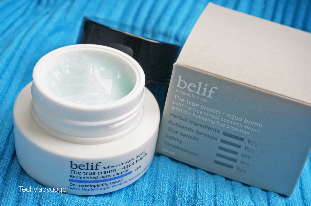The True Cream Moisturizing Bomb by belif #17