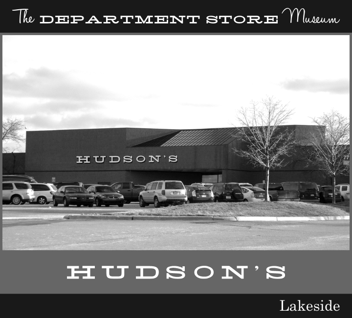 Sterling Town Center: The Department Store Museum: The J. L. Hudson Co., Detroit