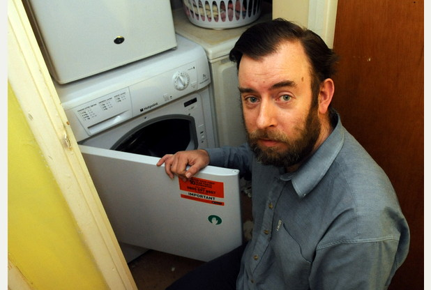 Person Tumble Dryer ~ Angry people in local newspapers