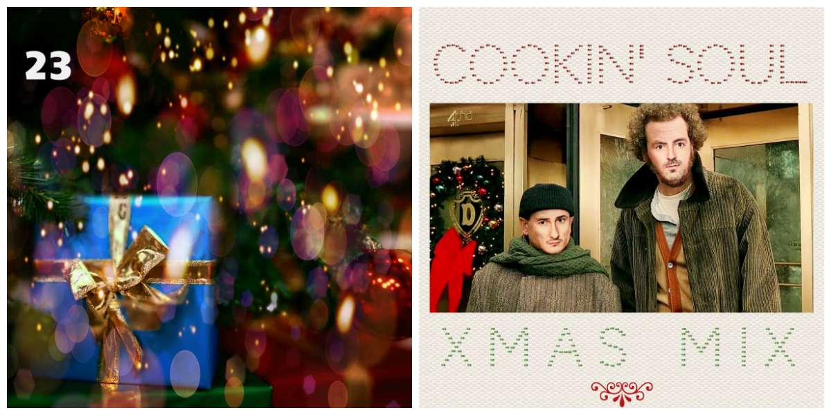 Atomlabor Blog - Cookin' Soul Xmas Mix