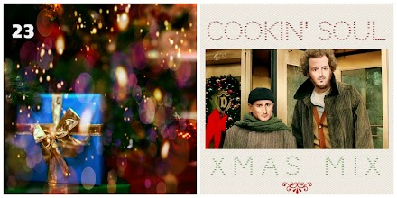 ATOMLABOR ADVENTSKALENDER - TÜRCHEN NR. 23 | Cookin' Soul Xmas Mix ( Stream und Free Download )