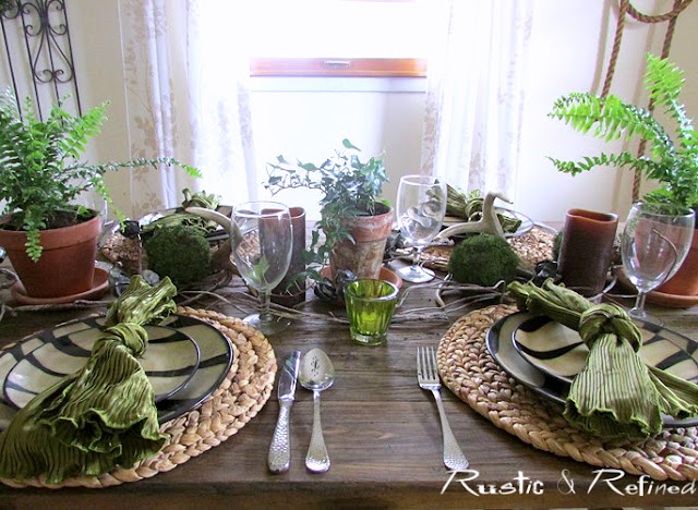Mother's Day Tablescape for Spring