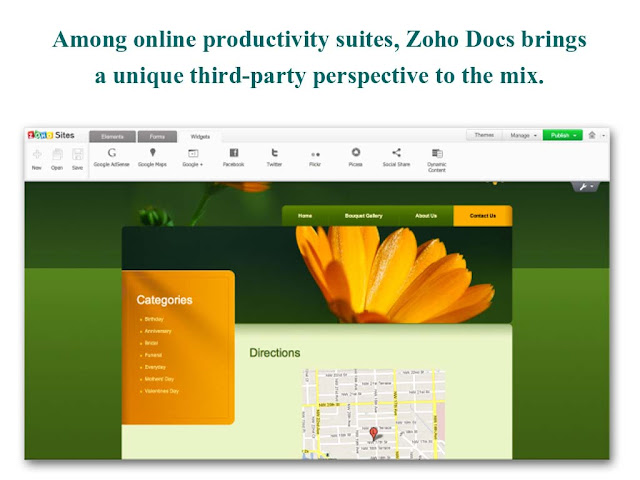 Zoho docs review