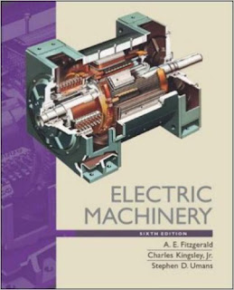 Electric Machinery by A.E. Fitzgerald, Charles Kingsley, JR., Stephen D. Umans 6th Edition PDF free