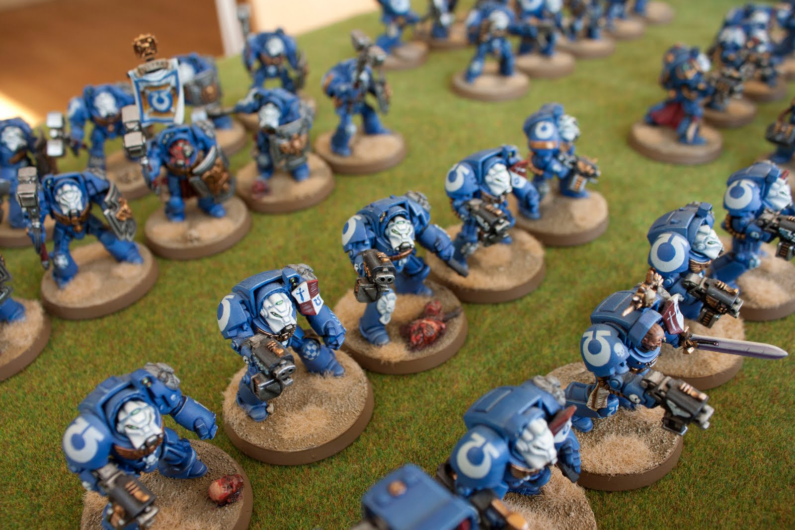 Tutorial Painting Freehand Ultramarine Symbols Tale Of Painters