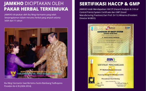 Jamkho Surabaya COD