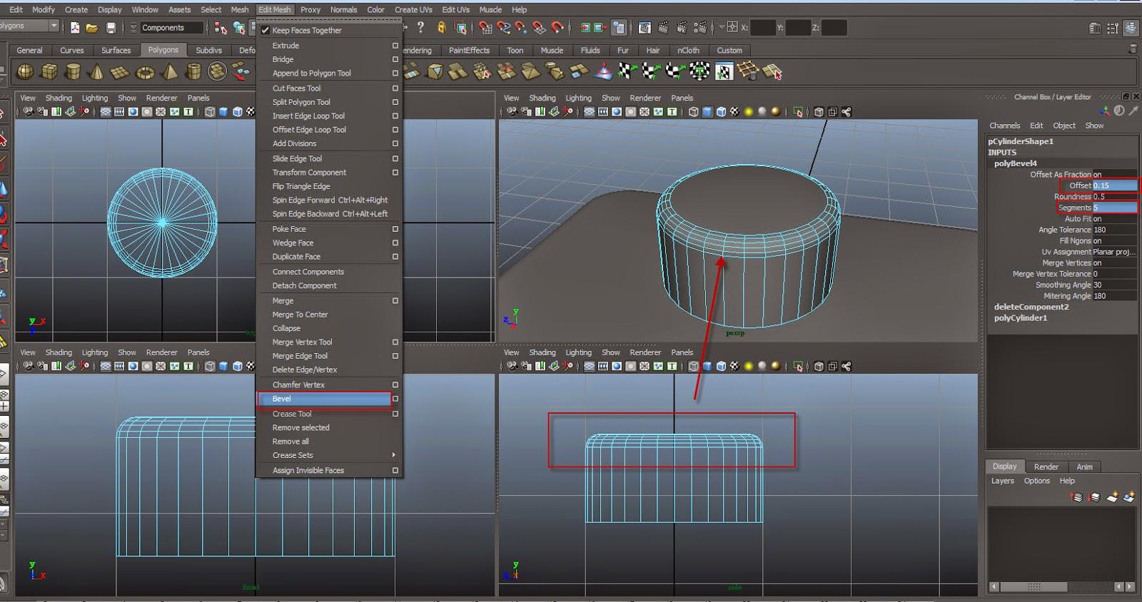 Joystick Modeling 012