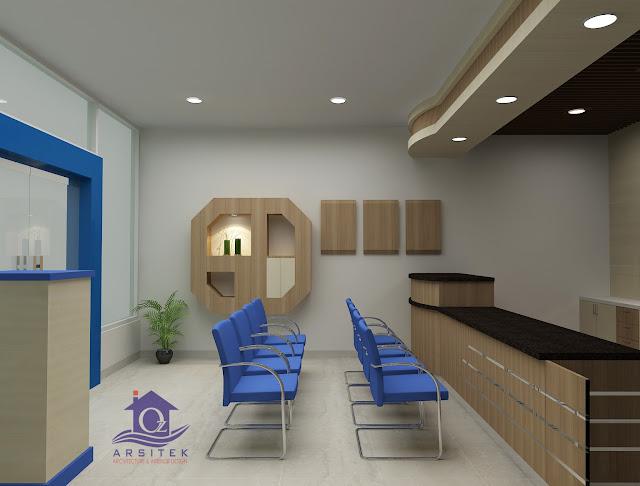 Desain Eksterior & Interior BPR Guna Daya Pasar Legi