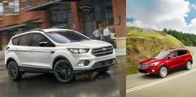 2018 Ford Escape Review