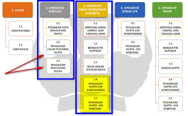 Syarat dan Cara Penerbitan NUPTK Bagi Guru Kemdikbud dan Kemenag