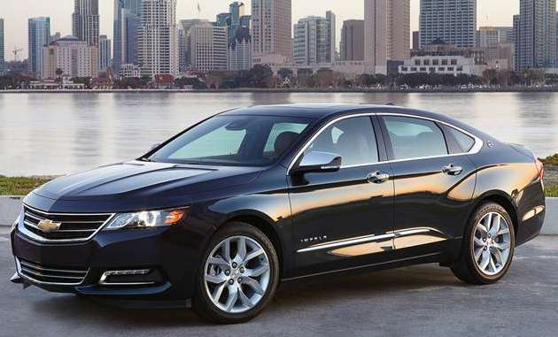 2017 Chevy Impala Ltz Release Date And Price