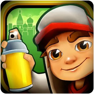 Subway Surfers Moscow Mod (Unlimited Everything) Apk