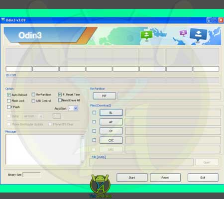 Download desktop Odin for windows [All Versions]