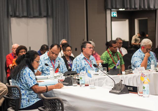 Vanuatu Minta Dukungan untuk West Papua dalam Konferensi Forum Menteri Luar Negeri di Samoa