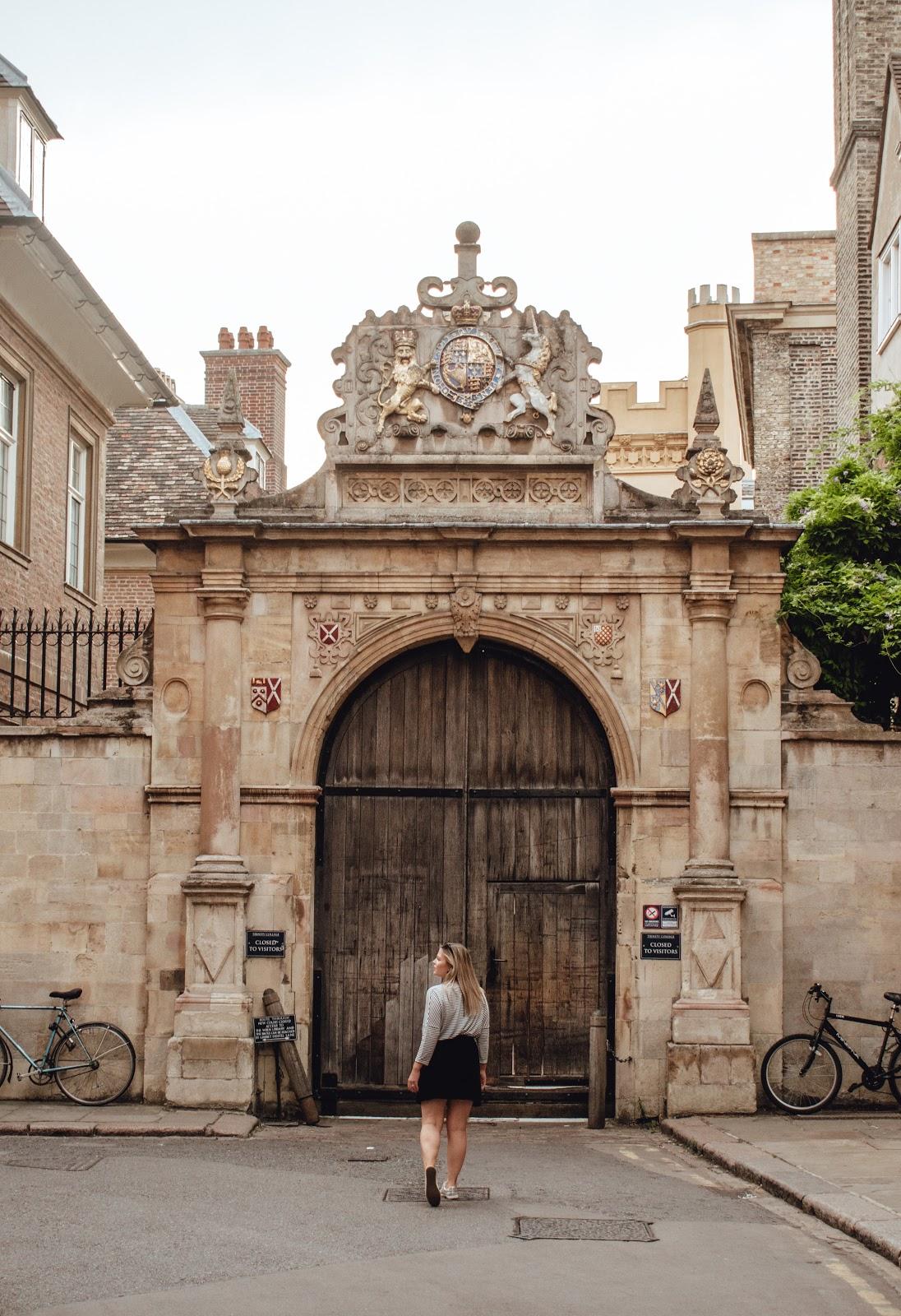 BEST INSTAGRAM SPOTS IN CAMBRIDGE ENGLAND