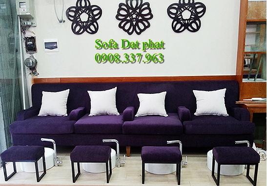 ghế nail, ghế spa, ghế sofa nail, ghế làm nail, ghế tiệm nail, ghế nail giá rẻ,