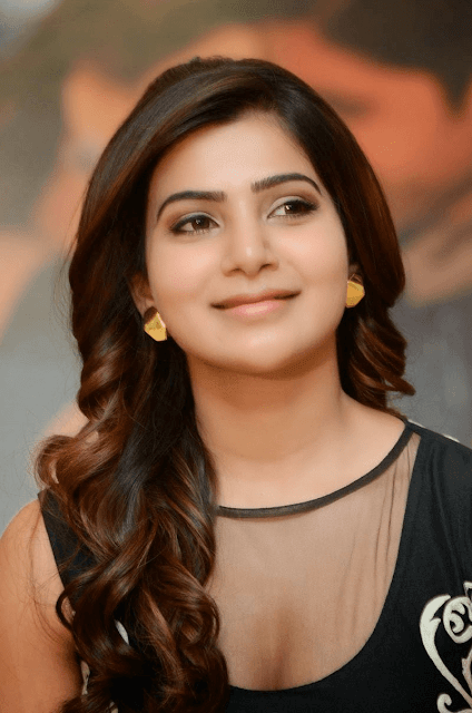 Samantha Ruth Tollywood South Indian Actress HD Wallpaper Photo Images