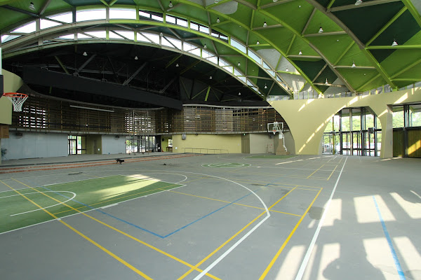 中山國小體育館