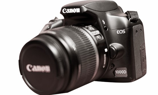 Harga dan Spesifikasi Kamera Digital Canon EOS 1000D Baru Lengkap