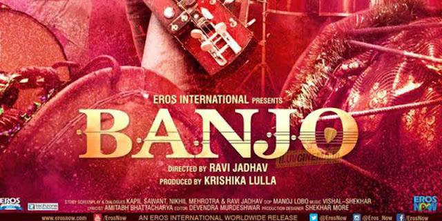 Banjo 2016 Hindi Full Movie 480p Download 350MB HDRip
