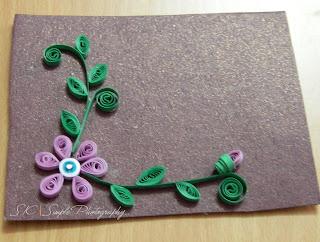 Paper Quilling Flowers Designs Creative Art Craft Work