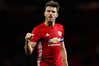 micheal carrick, manchester united