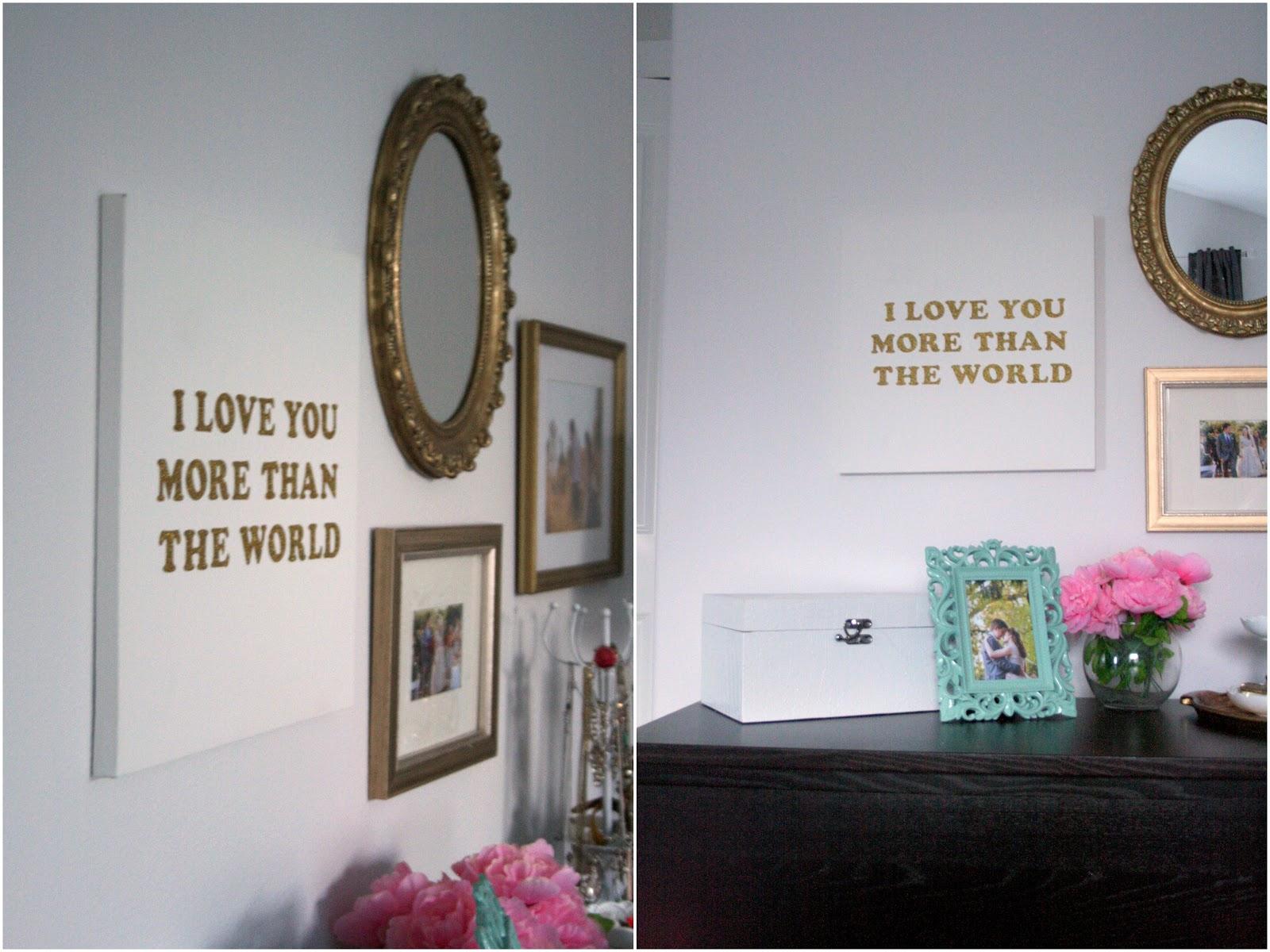 Easiest Diy Canvas Wall Art Super Simple Tutorial