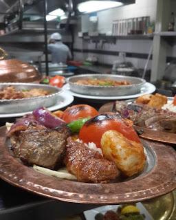 nomads restaurant istanbul