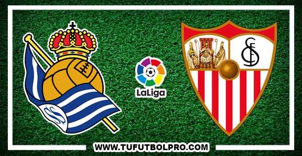Ver Real Sociedad vs Sevilla EN VIVO Por Internet Hoy 7 de Enero 2017