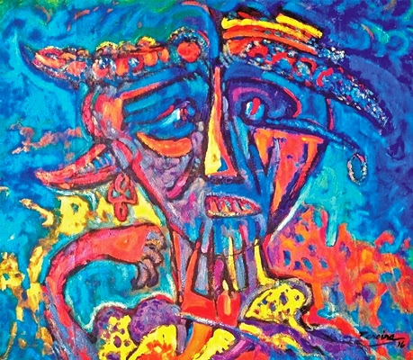 Arte, Pintura, Turmero, Venezuela