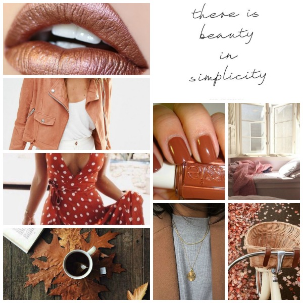 September Mood Board & Letter From the Editor
