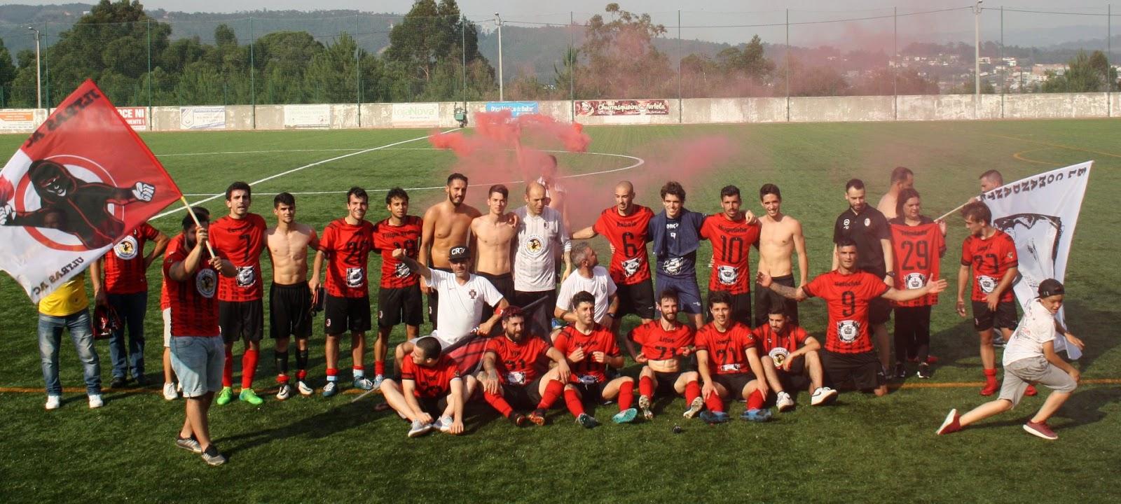 ÚLTIMA HORA: AC Milheirós promovido à Honra