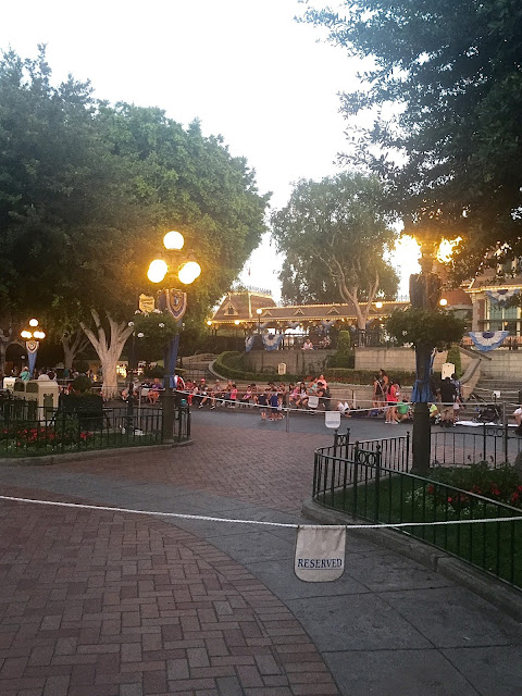 blue bayou paint the night package reserved seating area