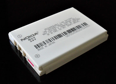 cek kondisi baterai
