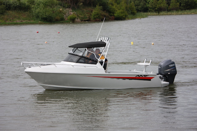 AMF Boats - Alloy Boat Builders: AMF Boats Nautical Newsletter