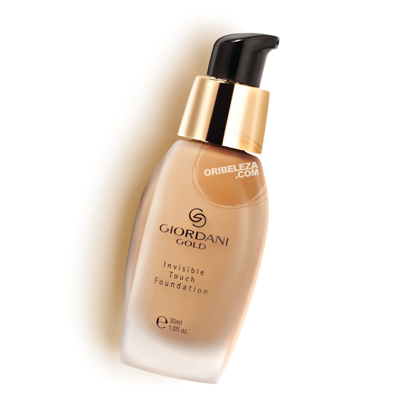 Base de Cor Invisible Touch Giordani Gold da Oriflame