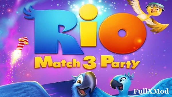 Rio Match 3 Party MOD APK