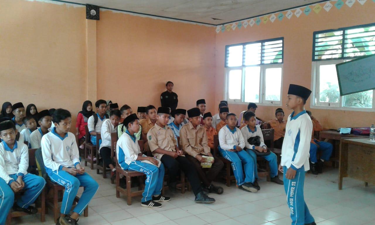 Meriahkan HUT RI Ke-73 Mahasiswa KKN UIN Suska Riau Gelar Perlombaan Di Yayasan Nurul Huda Ash Sholihin