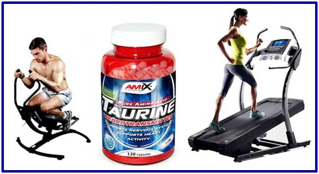 Is it good to consume taurina when we workout?