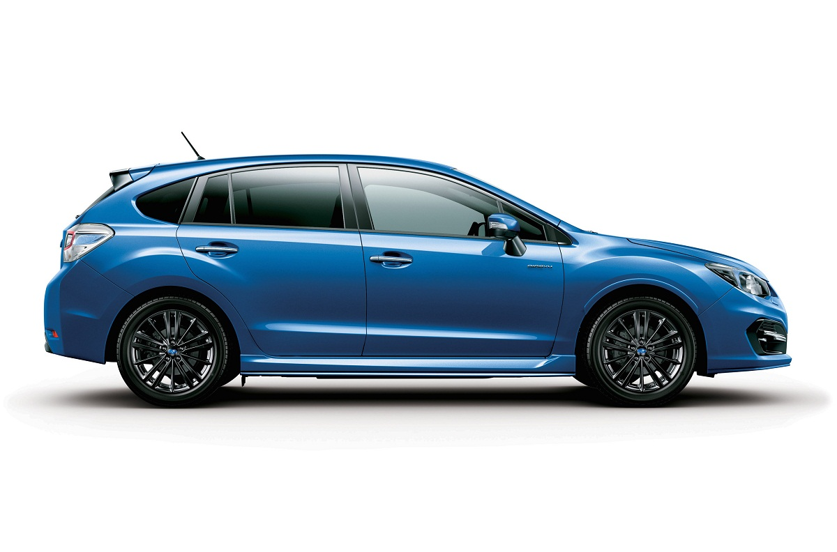 subaru launches impreza sport hybrid in japan car reviews new car pictures for 2018 2019. Black Bedroom Furniture Sets. Home Design Ideas