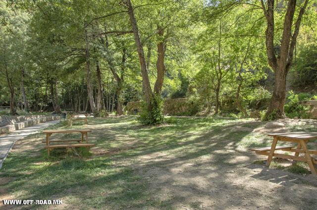 Коњарка - излетничко место - Општина Новаци