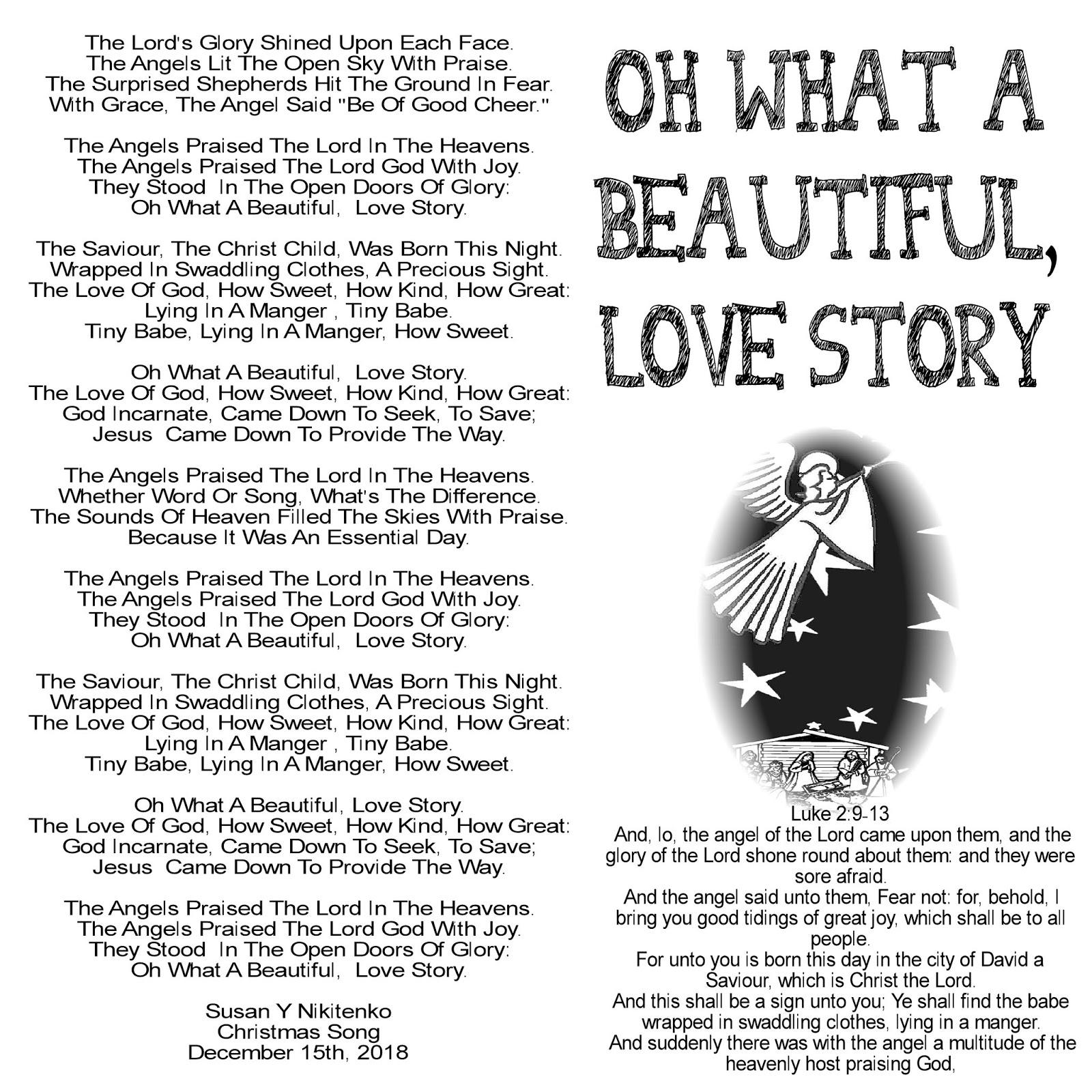 What a Beautiful Story