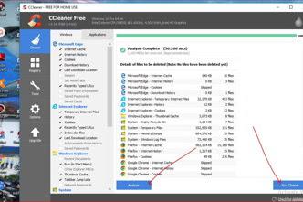 tips dan trik membersihkan junk file di laptop dengan ccleaner