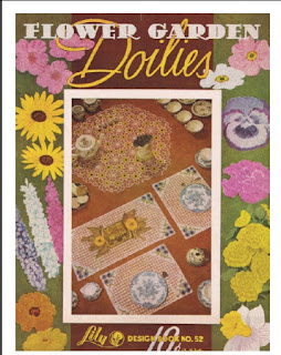 Flower Garden Doilies to Crochet